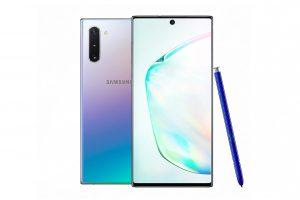 Samsungin Galaxy Note10 ja Note10+