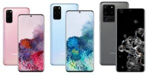 Samsung esittelee Galaxy S20 5G:n –